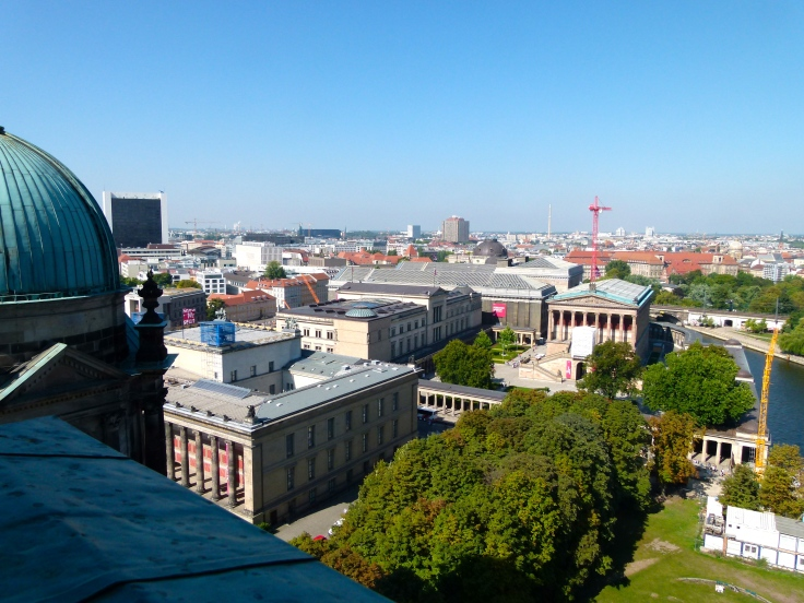 Museumsinsel from the Berliner Dom