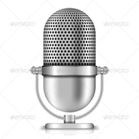 Microphone Small